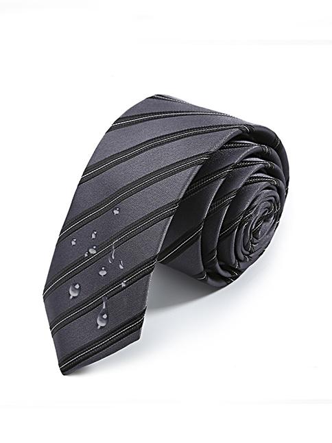 Cà vạt hàn quốc xám cv45 - 1