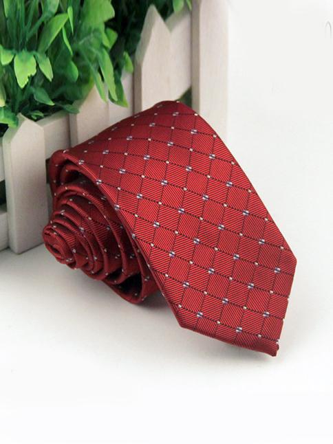 Cà vạt hàn quốc xanh đỏ cv64 - 1