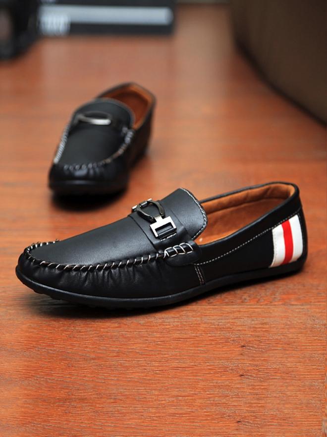Giày Mọi Đen G06