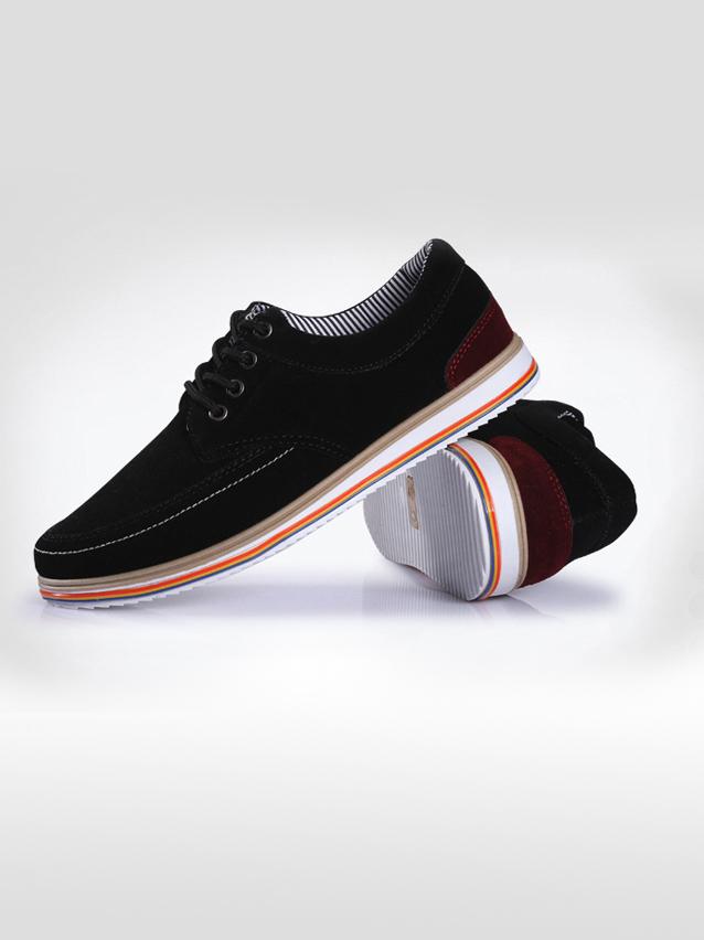 Giày thời trang đen g17 - 1