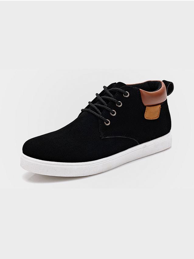 Giày Thời Trang Đen G19
