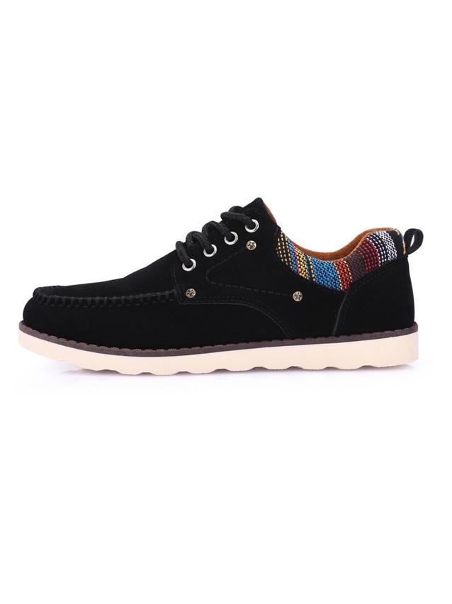 Giày thời trang đen g20 - 1