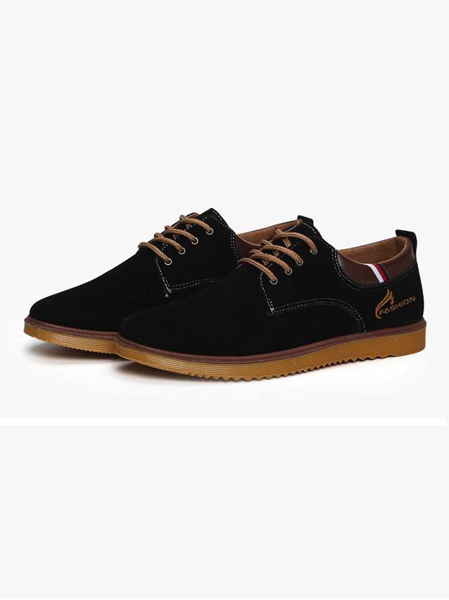 Giày thời trang đen g22 - 1