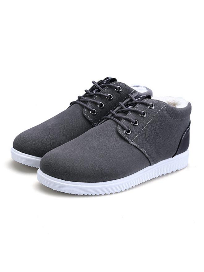 Giày Thời Trang Xám Chuột G01