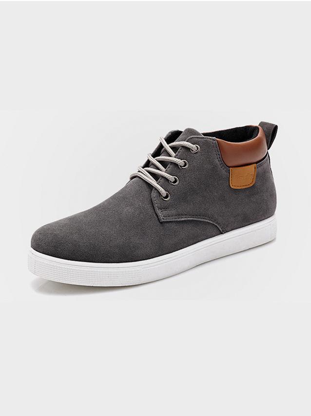 Giày thời trang xám chuột g19 - 1
