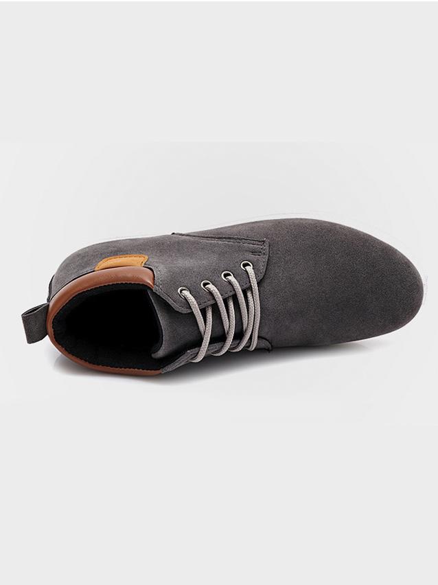 Giày Thời Trang Xám Chuột G19