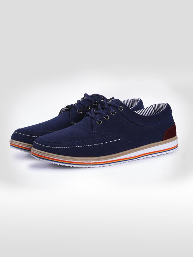 Giày Thời Trang Xanh Dương G17