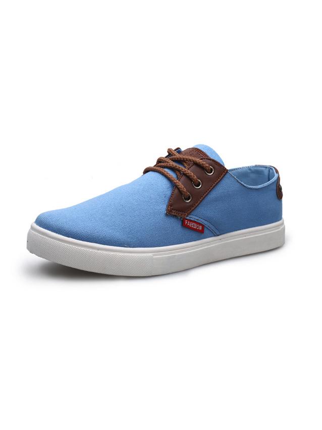 Giày thời trang xanh ngọc g18 - 1