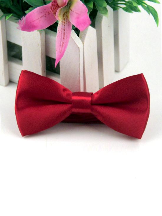 Nơ đeo cổ đỏ no15 - 1