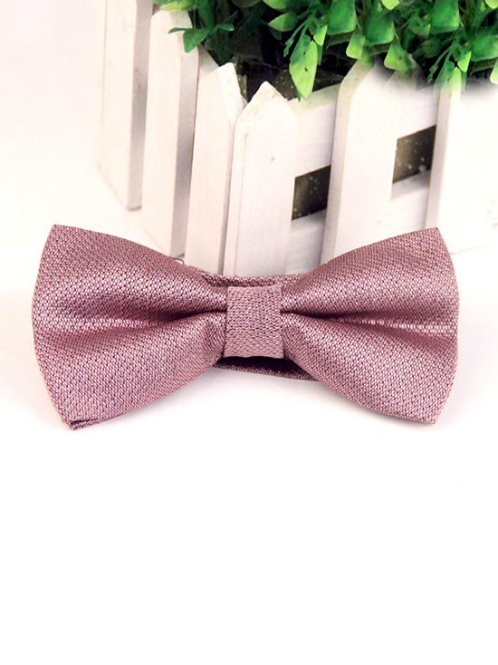 Nơ đeo cổ hồng nhạt nn77 - 1