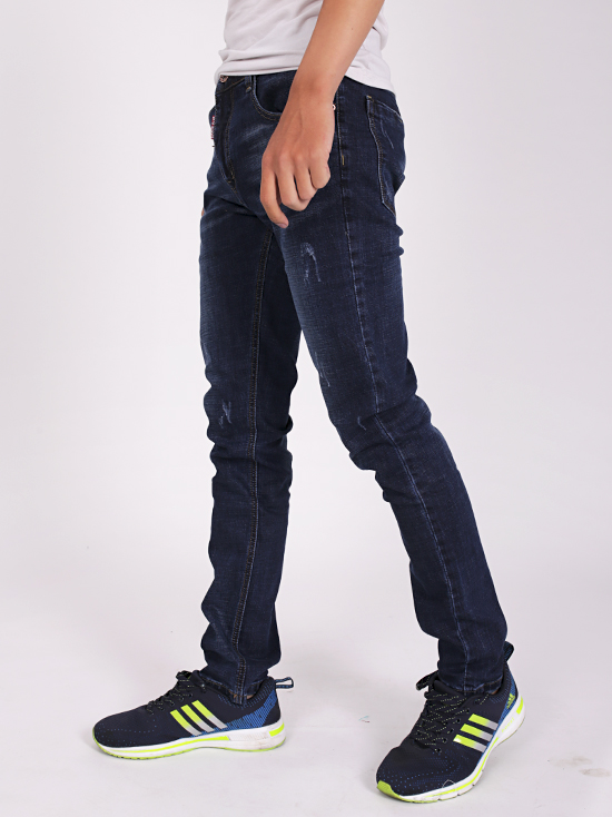 Quần Jean Skinny Xanh Đen QJ1273