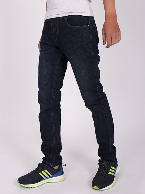 Quần jean skinny xanh đen qj1254 - 2