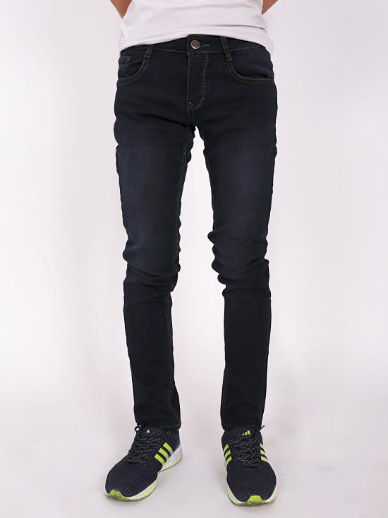 Quần jean skinny xanh đen qj1255 - 1