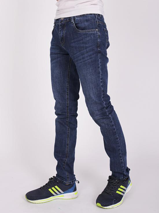 Quần jean skinny xanh đen qj1256 - 2