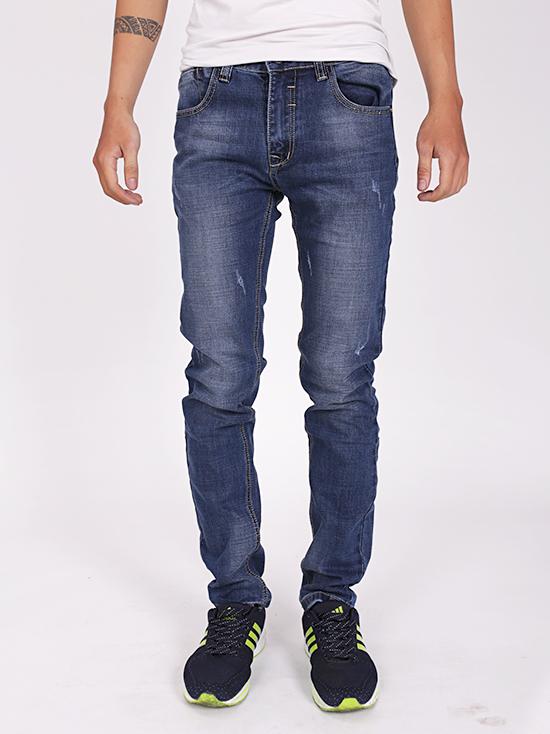 Quần jean skinny xanh đen qj1259 - 1