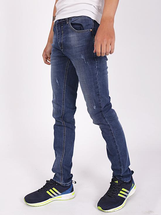 Quần Jean Skinny Xanh Đen QJ1259