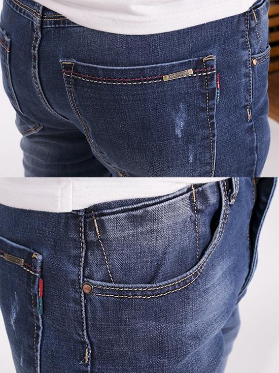 Quần jean skinny xanh đen qj1259 - 3