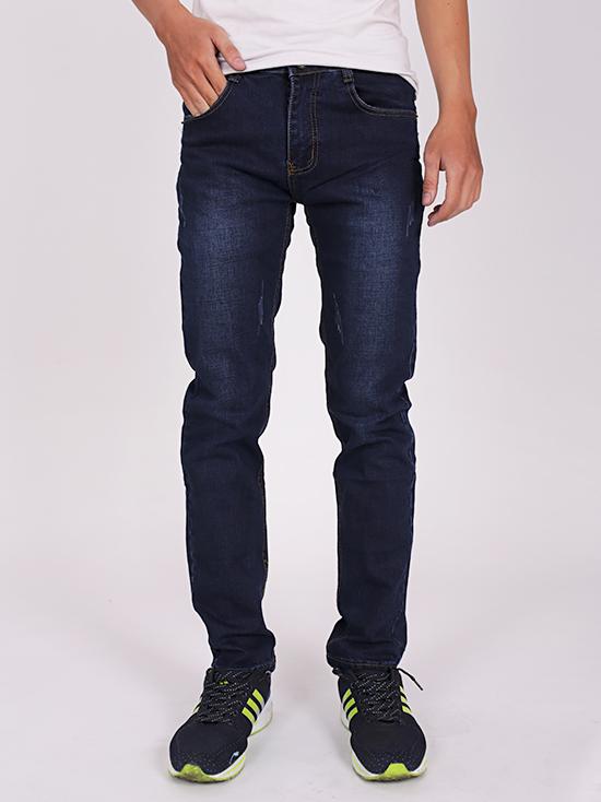 Quần jean skinny xanh đen qj1266 - 1