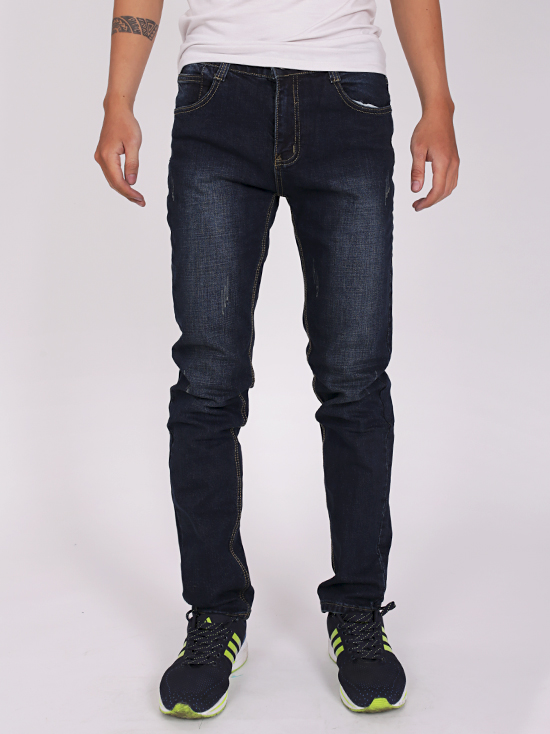 Quần jean skinny xanh đen qj1268 - 1