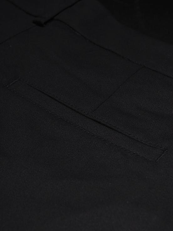 Quần kaki hàn quốc đen qk140 - 3