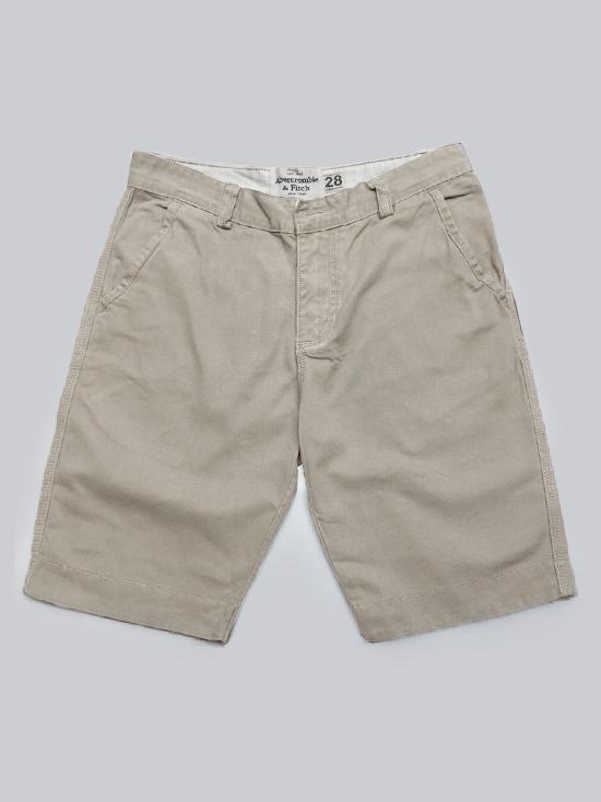 Quần short kaki kem qs53 - 1
