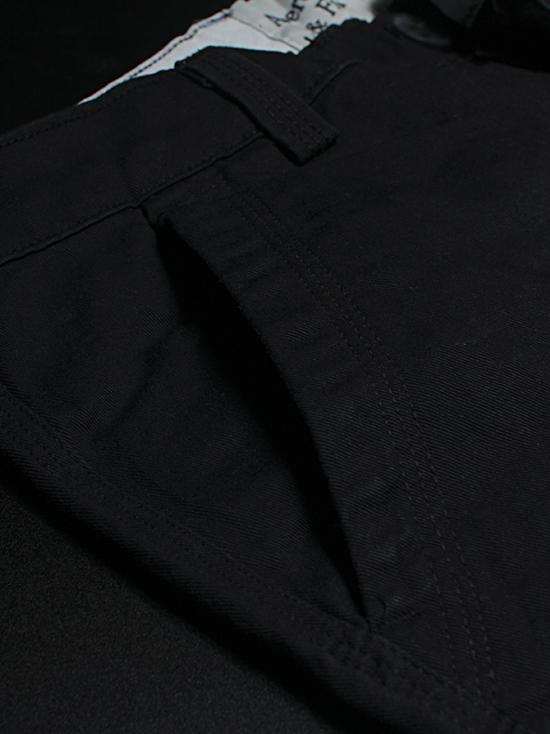 Quần short kaki đen qs53 - 3