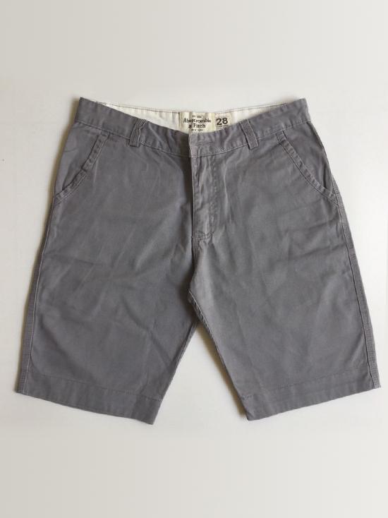 Quần short kaki xám chuột qs53 - 1