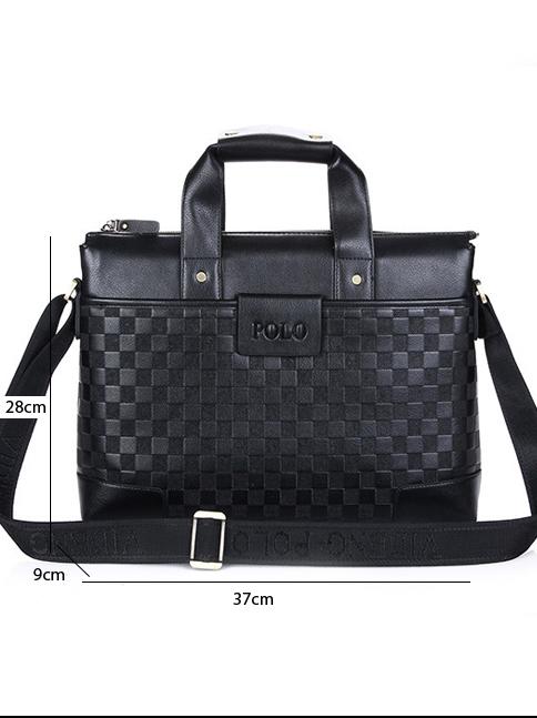 Túi xách đen tx47 - 1