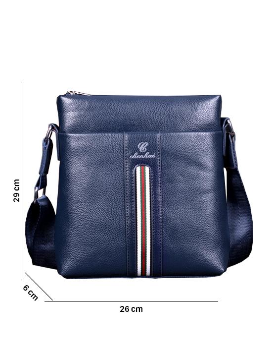 Túi xách xanh đen tx39 - 1
