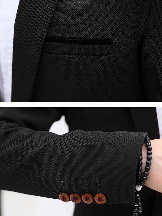 Áo vest cao cấp đen av1083 - 2