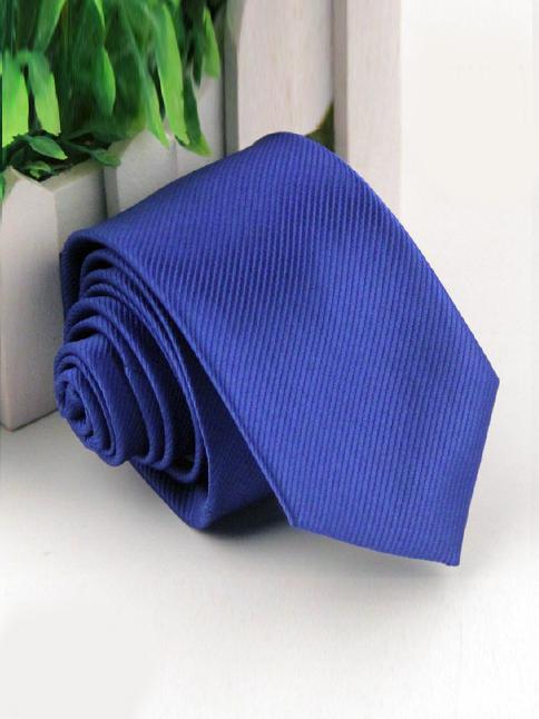 Cà vạt hàn quốc xanh bích cv58 - 1