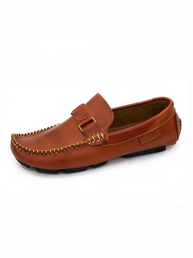 Giày mọi da bò đậm g28 - 1