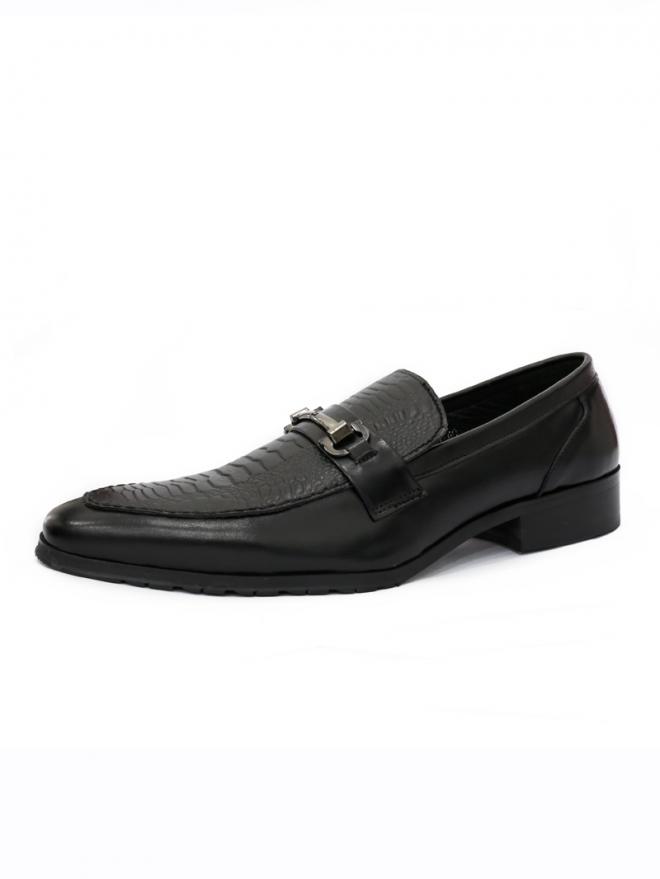 Giày tây da đen g50 - 1