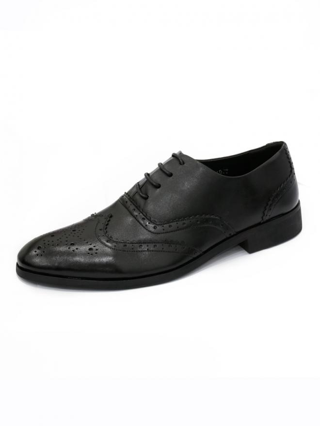 Giày Tây Da Đen G33