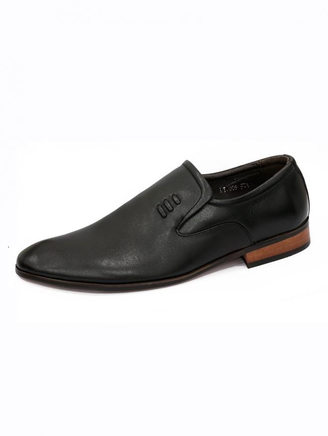 Giày tây da đen g42 - 1