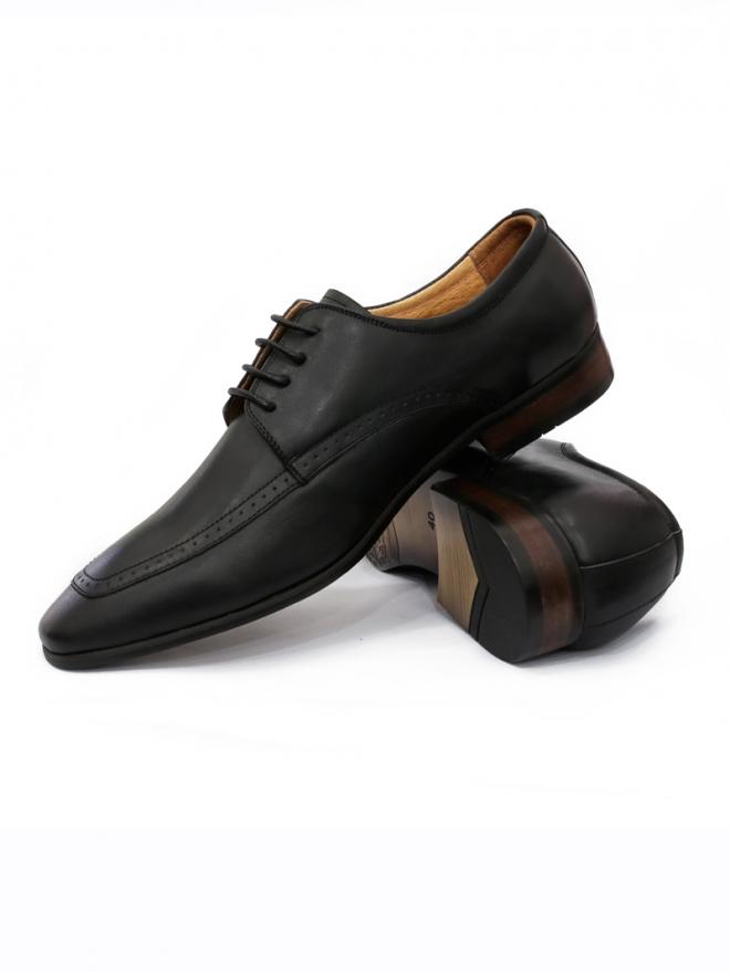 Giày tây da đen g53 - 2