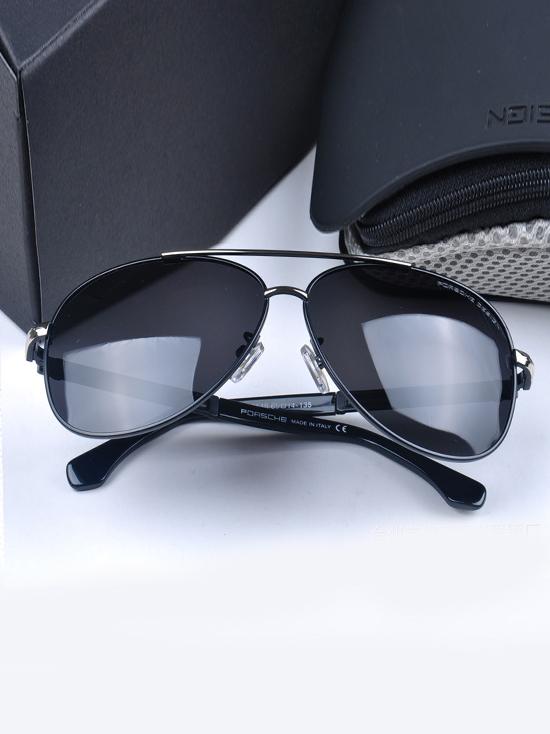 Mắt kính bạc mk123 - 1