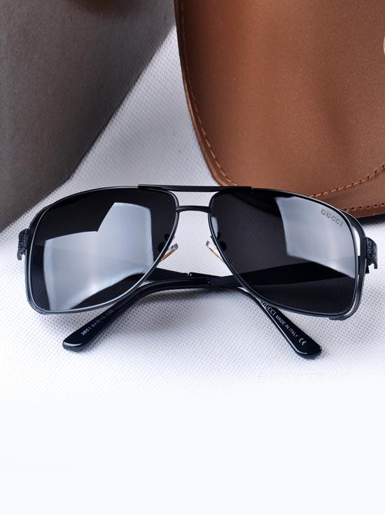 Mắt kính đen mk115 - 1