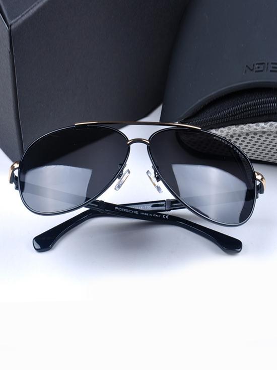 Mắt kính đen mk123 - 1