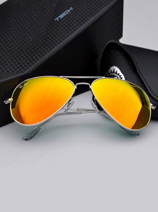 Mắt Kính Màu Cam MK117