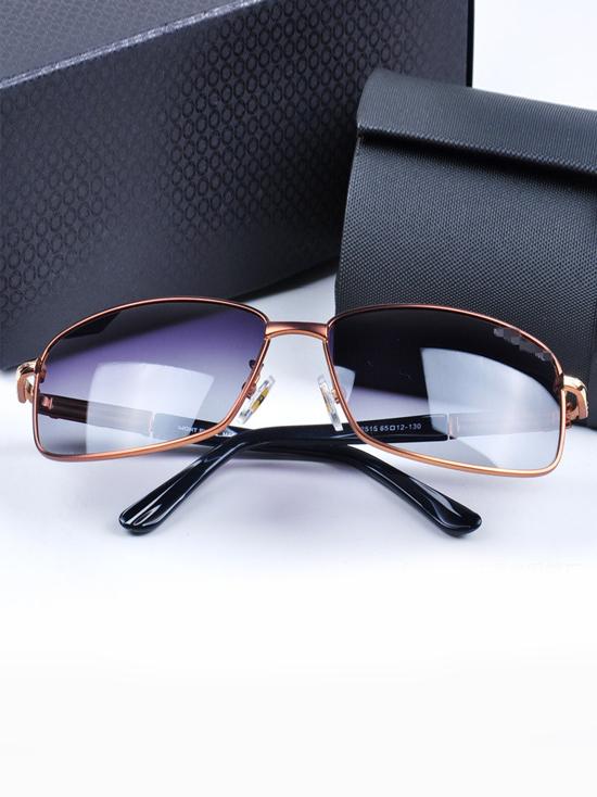 Mắt kính nâu mk118 - 1