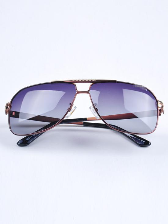 Mắt kính nâu mk124 - 1