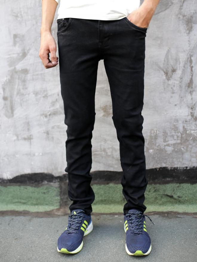 Quần jean skinny đen qj1291 - 1