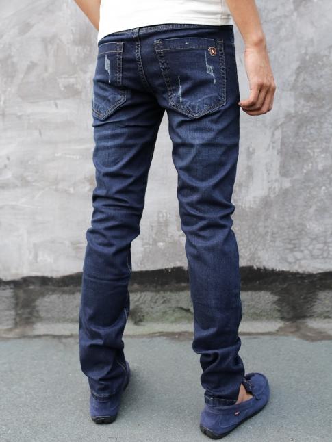 Quần jean skinny xanh đen qj1286 - 2