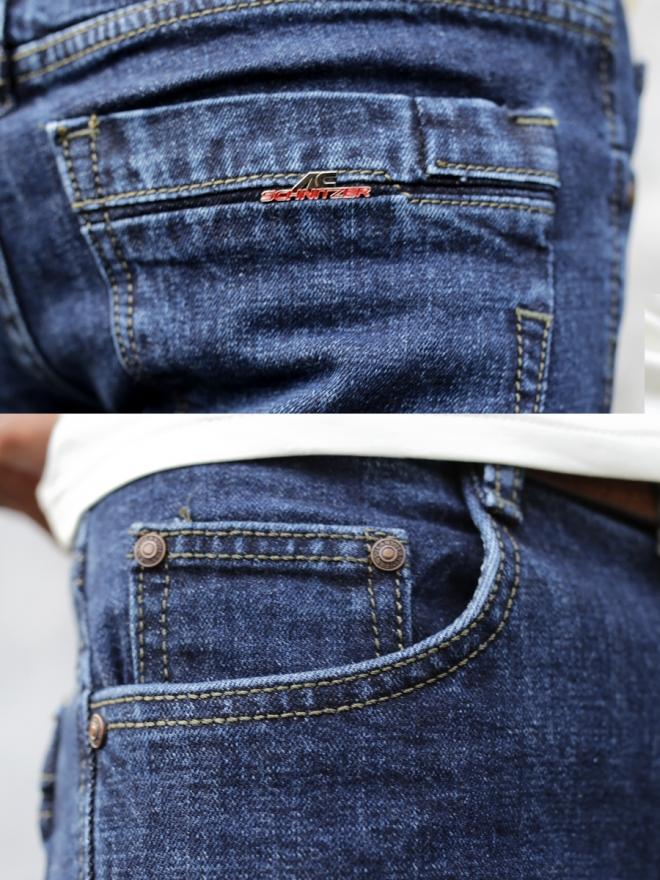 Quần jean skinny xanh đen qj1298 - 2