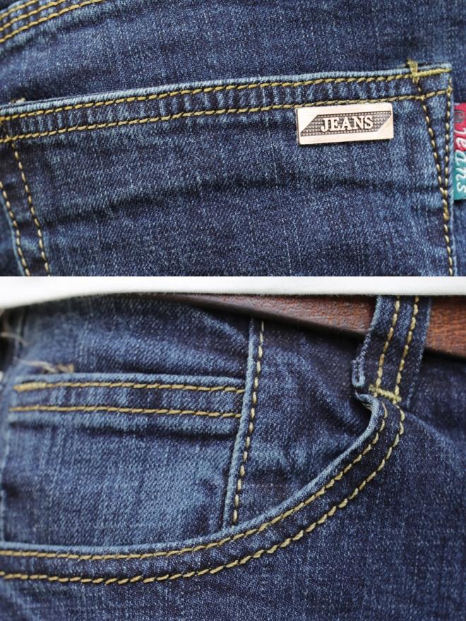 Quần jean skinny xanh đen qj1317 - 2