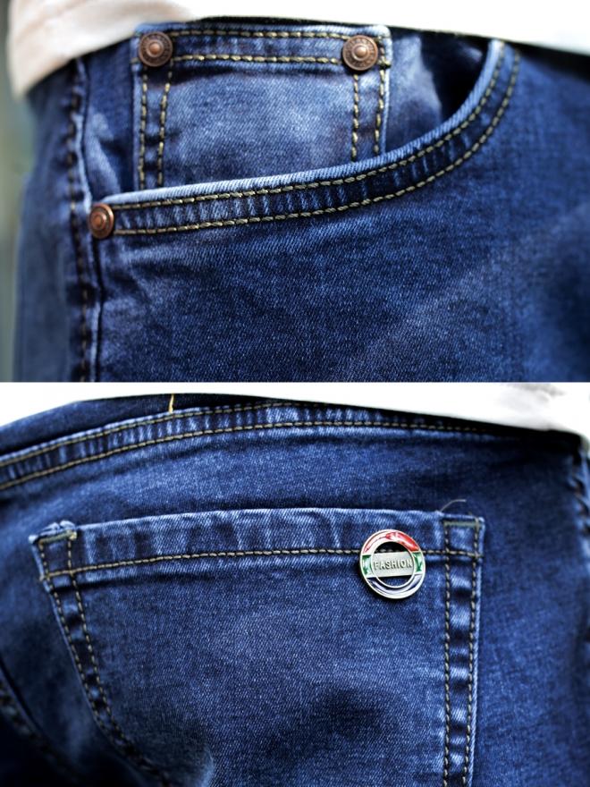 Quần jean skinny xanh đen qj1319 - 2
