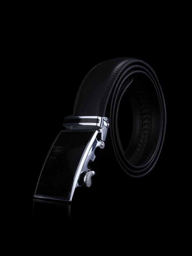 Thắt lưng nam đen tl203 - 1