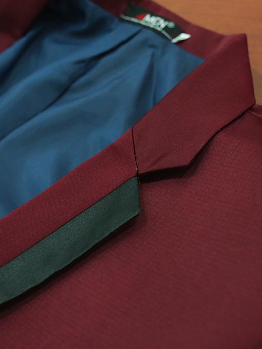 Áo vest cao cấp đỏ đô av1084 - 2
