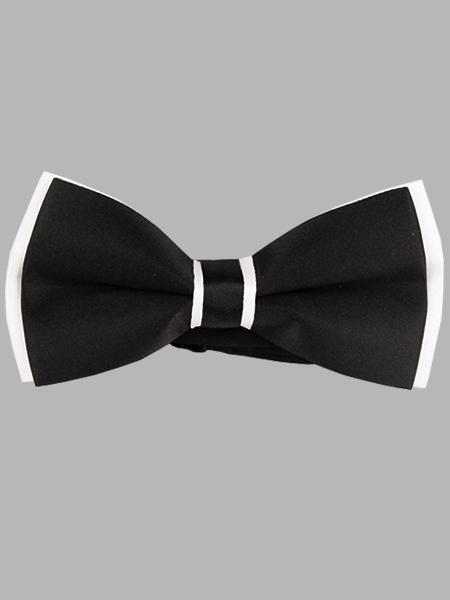 Nơ đeo cổ đen nn91 - 1
